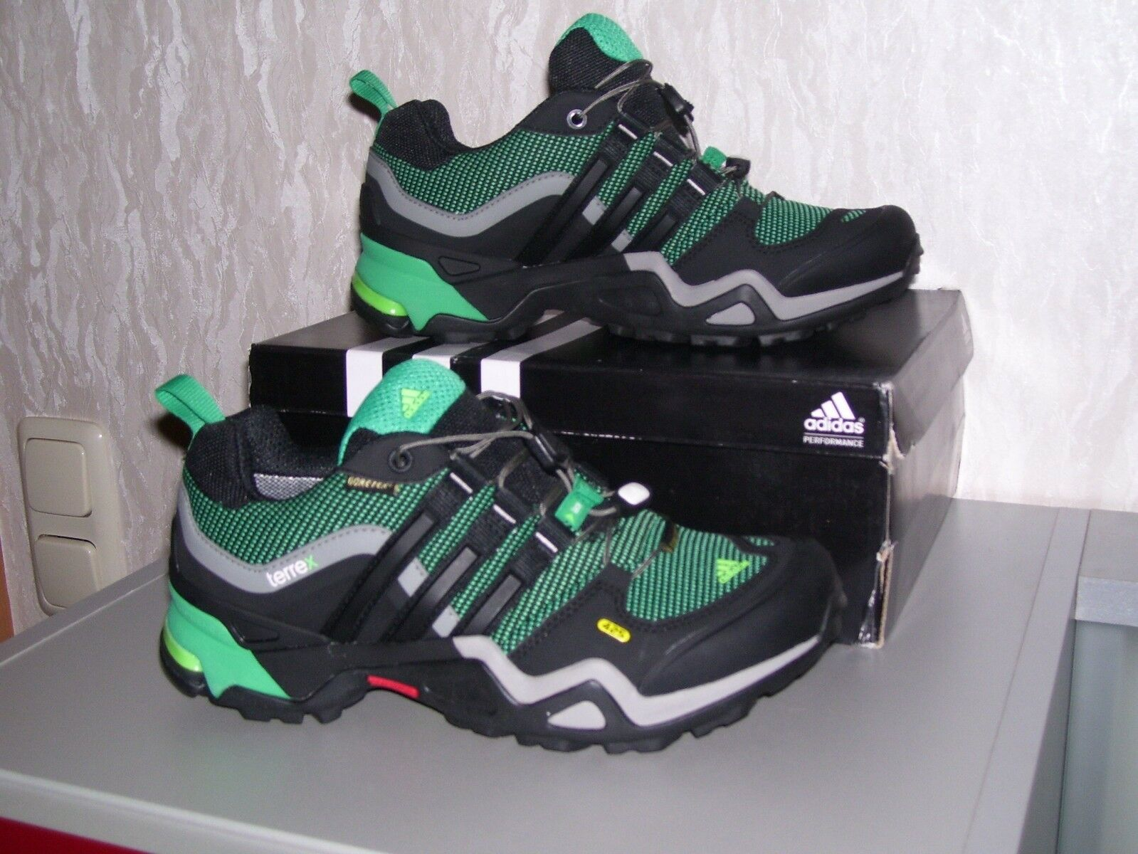 Adidas Terrex Fast X GTX W DaSie Trekking Schuhe Wanderschuhe EUR 36 UK4  neu