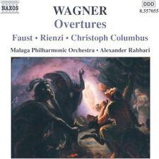 Alexander Rahbari, R. Wagner - Overtures [New CD]