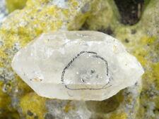 Enhydro, Himalaya Bergkristall, Quartz, Pakistan, Rarität, selten, Sammler, 41 g