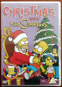The Simpsons Christmas Dvd.Details About The Simpsons Christmas Dvd F1 Sgb 28513dvd Ex