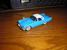 "Vintage ERTL 1/43 4 1/4"" 1957 Ford Thunderbird #17 in a series"
