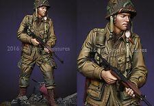 "Alpine Mins 16032 101st Airborne ""Screaming Eagles"" WW2 1/16th Unpainted kit"