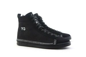 41135205ec14 Image is loading BC0962-Adidas-Y-3-Men-Bynder-High-black-