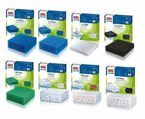 JUWEL-AQUARIUM-COMPACT-039-M-039-FILTER-FOAMS-amp-MEDIA-Poly-Pad-Fine-Coarse-Cirax