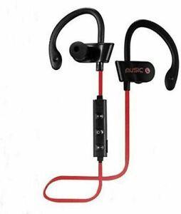Sweatproof Wireless Bluetooth Headphones Earbuds Stereo Sport For Iphone Samsung Ebay
