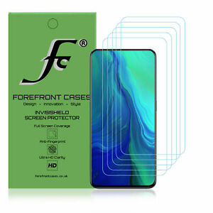 Oppo-Reno-10X-Zoom-Hydrogel-Screen-Protector-5-PACK-Cover-HD-Clear-Ultra-Thin