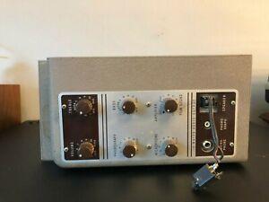 1958-Tube-Amplifier-Dual-6L6-12AX7-5Y3GT-for-Guitar-Amp-Rebuild-Kodak-AV-154S