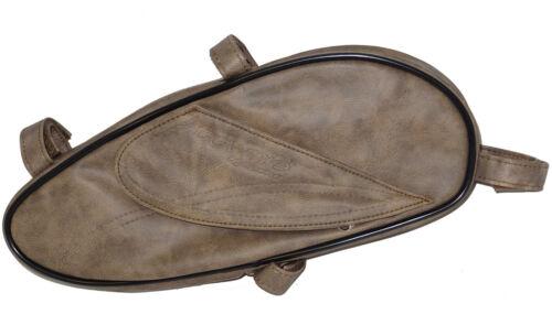 Electra Townie Frame Bag Ladies Natural Brown Rahmentasche Fahrradtasche Tasche