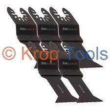 5 Multi Strumento Lame BLACK & DECKER DEWALT 44mm Bi-Metal da Krop