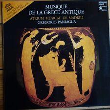 HM 1015 Musique de la Grece Antique / Gregorio Paniagua HP LIST