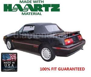 Ford mercury capri convertible soft top fits 1990 june for 1991 mercury capri window motor