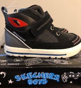 f3540b52b37f Image is loading Toddler-Boys-Skechers-Monstroid-Memory-Foam-Gel-Shoes-
