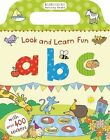 Look and Learn Fun ABC by Bloomsbury Publishing PLC (Paperback, 2015)