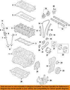 LAND ROVER OEM 12-17 Range Rover Evoque-Engine Timing Chain LR025263 | eBayeBay
