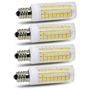 E11 led Bulb 75w 100w Halogen Bulbs Replacement, JD T4 e11 ...