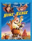 Home on The Range 0786936825367 With Judi Dench Blu-ray Region a