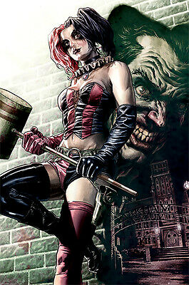 Harley Quinn 61 x 91.5cm Poster NEW AND SEALED