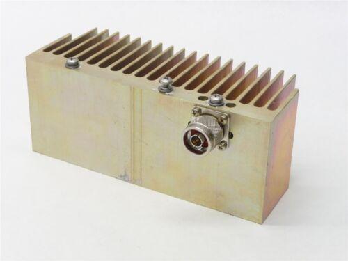 Load Termination Heatsink N-Male 100W 100 W WATT 50 OHM RF Ham Radio 1GHZ Dummy