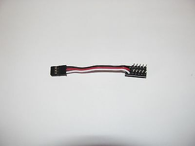 SERVO SPLITTER LEAD 1  female to 5 male Shipped quickly FREE from AZ