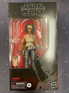 2019-Star-Wars-Black-Series-6-inch-98-Jannah-NON-MINT