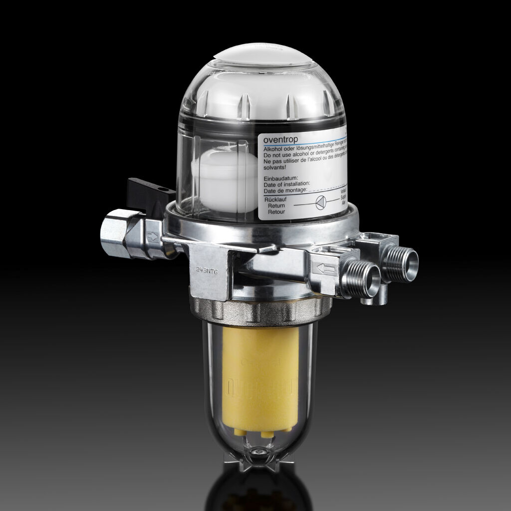 "Oventrop Heizölfilter / Heizölentlüfter ""Toc-Duo-3"" Ölfilter Einstrang"