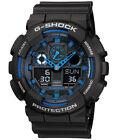 Casio G-Shock GA-100-1A2DR Men's Analog/Digital Watch