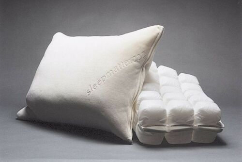 NEW Queen Dual-Valve ROHO Sleepmatterzzz Chiro-Pillow SLP109 SHIPS FREE!