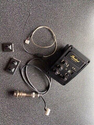 Guitar pickup system, Andet mærke Shadow SH4012A