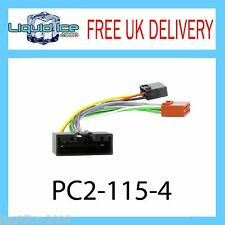 PC2-115-4 FORD RANGER 2012 ONWARDS ACTIVE ISO HARNESS ADAPTOR WIRING LEAD