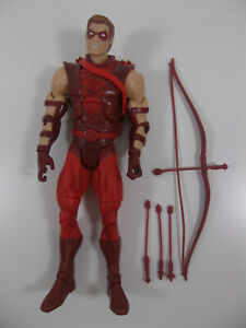 RED-ARROW-DC-Universe-Classics-DCUC-Speedy-Figure-Teen-Titans-COMPLETE