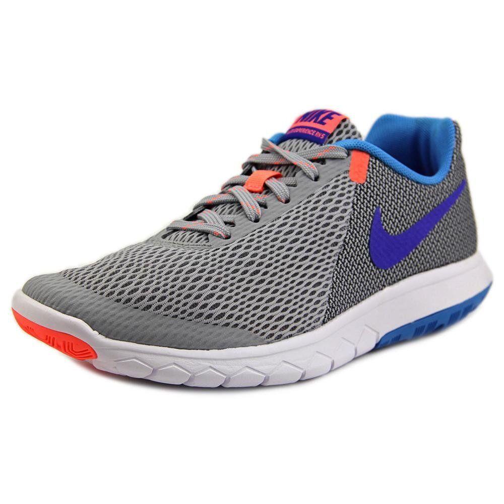 Nike Women's Flex Experience Rn 5 Running Shoe Wolf Grey/Racer Blue 7.5 B(M) US