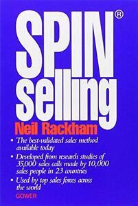 spin-selling-Por-Neil-Rackham-Libro-De-Bolsillo-9780566076893-NUEVO