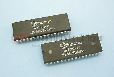 WINBOND W27C020 27C020 2Mbit EEPROM DIP32 X 10pcs