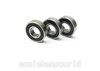 High Quality 606-2RS bearing  606 2RS bearings 6mm x 17mm x 6mm
