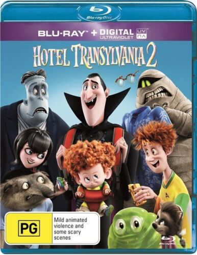 1 of 1 - Hotel Transylvania 2 : NEW Blu-Ray