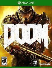 Brand New & Factory Sealed  Doom - Xbox One