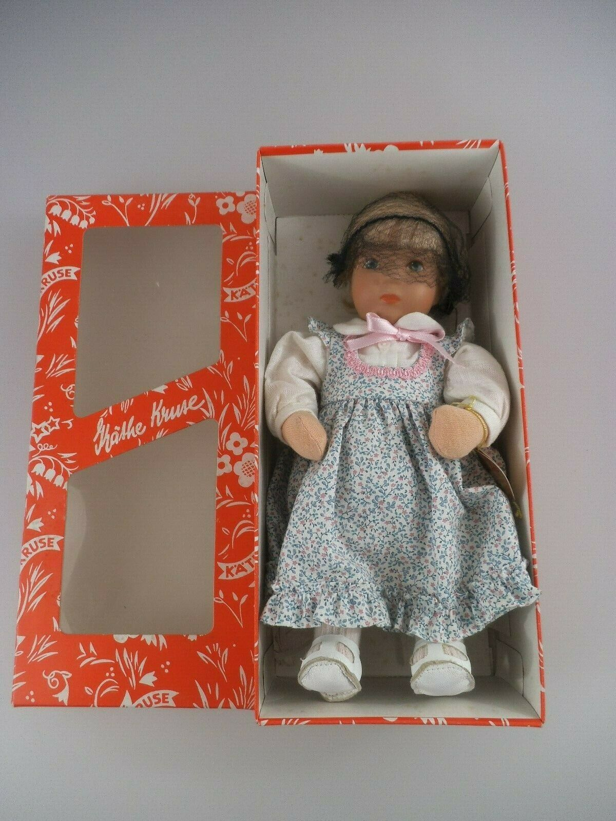 Käthe Kruse Puppe Biggi 25H in OVP (2719)