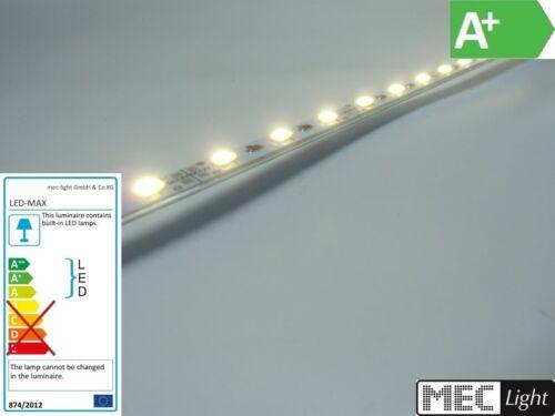 50cm LED Leiste 30x SMD-LEDs 12V warm weiß 35,9€//m 900Lm