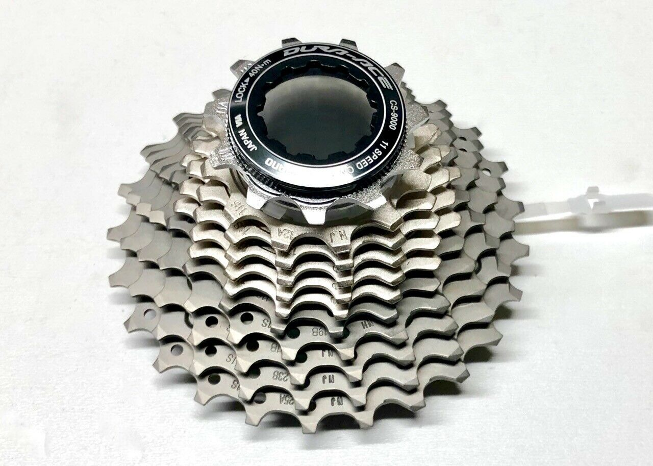 Shimano Dura Ace CS-9000 11-25 11sp Cassette. NEW