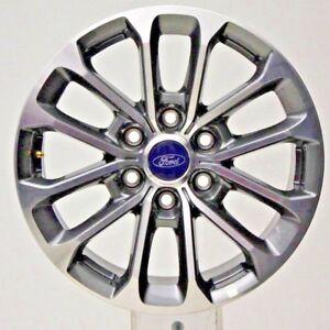 Ford F150 Oem Wheels >> Set Of 4 18 New Takeoff 2018 Ford F150 Xlt Fx2 Fx4 Oem Wheels Rim