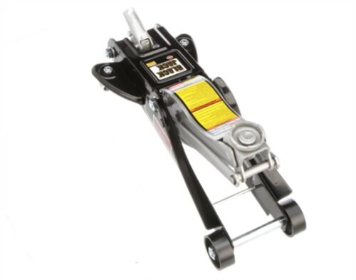 2.5-Ton Low Profile Hydraulic Jack For A Lower Load Sports Car Safety Valve
