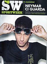 Sport Week.Neymar da Silva Santos Junior,Alex Rodriguez,Francesco Moser,iii