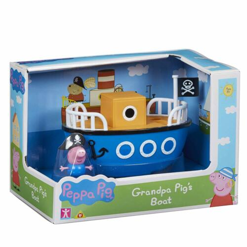 Peppa Pig Grandpa Pig/'s Boat 06928