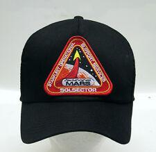 STAR TREK STARFLEET OSS SOLSECTOR MARS Logo Baseball/Trucker Cap/Hat(STHA-SF03)