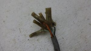 s l300 1966 honda cb160 sport h1377~ wiring harness ebay Honda CB160 at bakdesigns.co