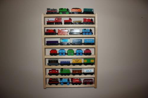 ONETrain Rack TALLThomas Friends display storage wall shelf wooden railway