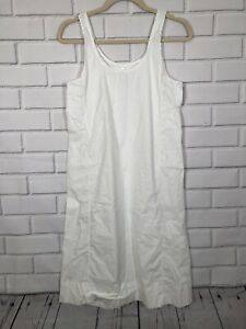 Vintage-Loomcraft-Nightgown-Dress-Sz-38-Union-Made-70-s-80-s-Womens-Lagenlook