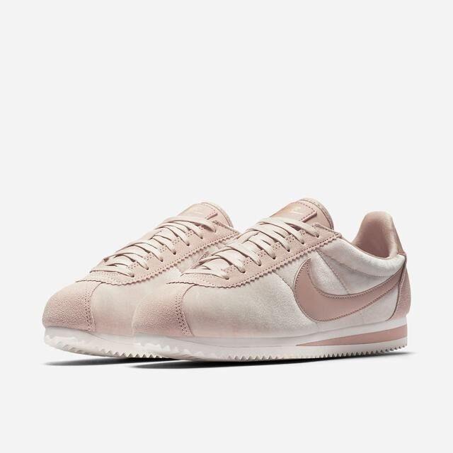 Womens Nike Classic Cortez Se 902856-202 Prticle Beige Brand New Size Size 10.5