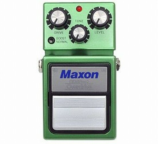 MAXON OD9Pro+ Effects Pedals Over Drive New w Tracking No. F S