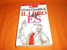 Groddeck- Il Libro Dell'es  bompiani